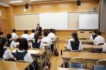 平成28年度体験入学<老司中学校>【2】