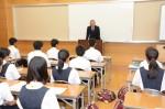 平成28年度体験入学<老司中学校>【5】