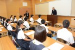 平成28年度体験入学<老司中学校>【7】