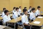 平成28年度体験入学<老司中学校>【8】