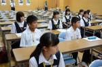 平成28年度体験入学<老司中学校>【9】