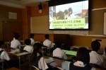平成28年度体験入学<老司中学校>【11】