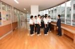 平成28年度体験入学<老司中学校>【15】