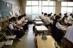 平成28年度体験入学<老司中学校>【19】