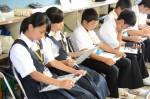 平成28年度体験入学<老司中学校>【21】