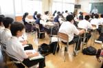 平成28年度体験入学<老司中学校>【25】