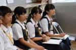 平成28年度体験入学<老司中学校>【26】
