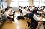 平成28年度体験入学<老司中学校>【28】