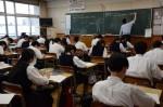 平成28年度体験入学<老司中学校>【30】