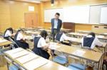 平成28年度体験入学<老司中学校>【31】