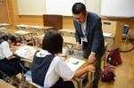 平成28年度体験入学<老司中学校>【32】