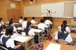 平成28年度体験入学<老司中学校>【40】