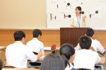 平成28年度体験入学<老司中学校>【41】