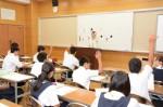 平成28年度体験入学<老司中学校>【42】