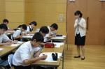 平成28年度体験入学<老司中学校>【45】