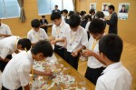 平成28年度体験入学<老司中学校>【50】