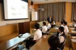 平成28年度体験入学<老司中学校>【62】