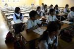 平成28年度体験入学<老司中学校>【66】