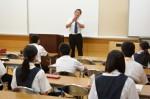 平成28年度体験入学<老司中学校>【67】