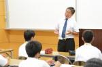 平成28年度体験入学<老司中学校>【69】