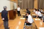 平成28年度体験入学<老司中学校>【71】