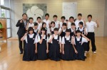 平成28年度体験入学<老司中学校>【72】