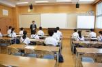 平成28年度体験入学<天拝中学校>【2】