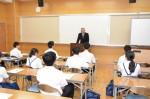平成28年度体験入学<天拝中学校>【5】