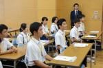 平成28年度体験入学<天拝中学校>【7】
