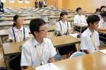 平成28年度体験入学<天拝中学校>【8】