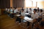 平成28年度体験入学<天拝中学校>【13】