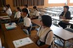 平成28年度体験入学<天拝中学校>【15】