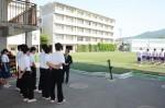 平成28年度体験入学<天拝中学校>【20】