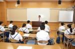 平成28年度体験入学<天拝中学校>【22】