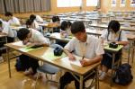 平成28年度体験入学<天拝中学校>【24】
