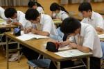 平成28年度体験入学<天拝中学校>【25】
