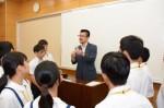 平成28年度体験入学<天拝中学校>【28】