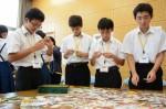 平成28年度体験入学<天拝中学校>【34】