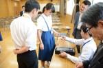 平成28年度体験入学<天拝中学校>【37】