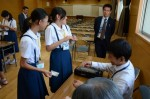 平成28年度体験入学<天拝中学校>【38】