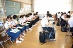 平成28年度体験入学<天拝中学校>【40】