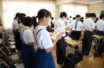 平成28年度体験入学<天拝中学校>【42】