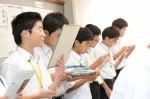 平成28年度体験入学<天拝中学校>【44】