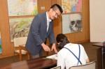 平成28年度体験入学<天拝中学校>【50】