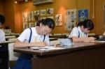 平成28年度体験入学<天拝中学校>【51】