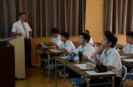 平成28年度体験入学<天拝中学校>【54】