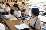 平成28年度体験入学<天拝中学校>【56】