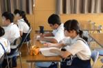 平成28年度体験入学<天拝中学校>【57】