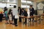 平成28年度筑陽学園中学校第1回体験入学会【1】
