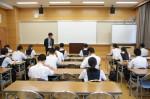 平成28年度体験入学<筑紫丘中学校>【2】